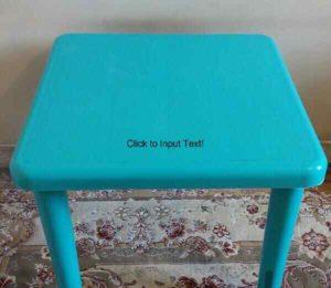 اجاره میز کودک