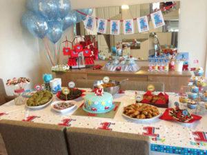 دکوراسیون و تزیین جشن تولد در تهران